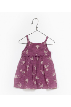 Play Up Printed Flame Jersey Dress - Alternate List Image