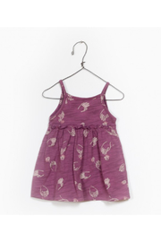 Play Up Printed Flame Jersey Dress - Product Mini Image