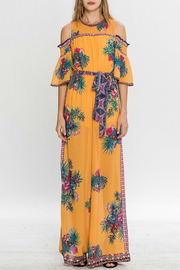 Flying Tomato Printed Floral Jumpsuit - Product Mini Image