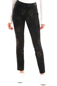 Charlie B. Printed Floral PDR Pant - Product List Image