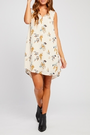Gentle Fawn Printed Flowy Dress - Product Mini Image