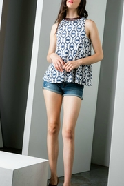 THML  Printed Halter Top - Product Mini Image