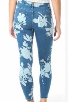Funky Soul Printed jeans - Alternate List Image