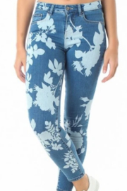 Funky Soul Printed jeans - Product Mini Image