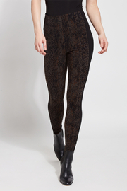 Lysse Printed Laura Legging - Product Mini Image