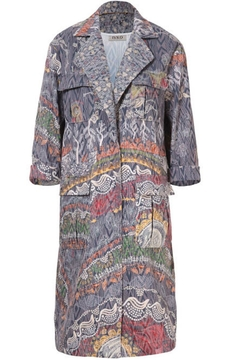 Shoptiques Product: Printed Long Coat