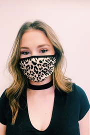 WKNDR Printed Mask - Front cropped
