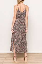Mystree Printed Maxi - Front full body