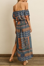dress forum Printed Maxi Dress - Side cropped
