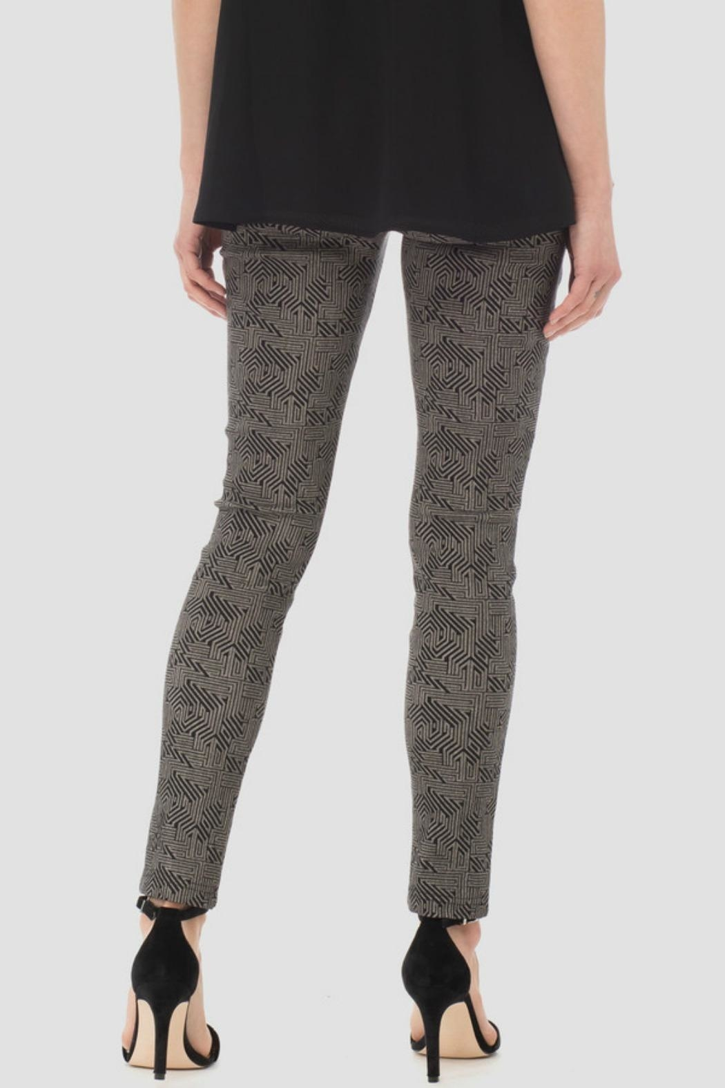 Joseph Ribkoff Printed Pant - Side Cropped Image