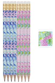 Lilly Pulitzer  Printed Pencil Set - Product Mini Image