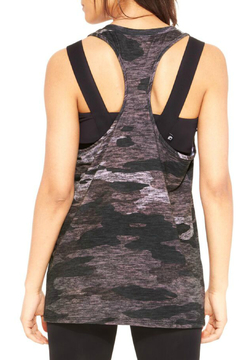 Terez Printed Racerback Tank - Alternate List Image