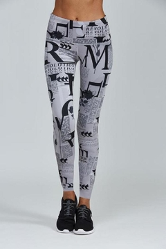NOLI Printed Revo Leggings - Product List Image