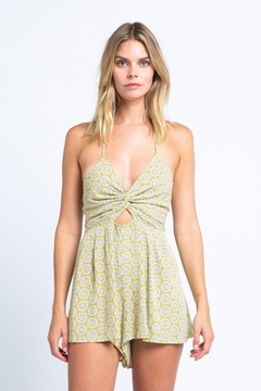 Skylar & Madison Printed Romper - Product List Image