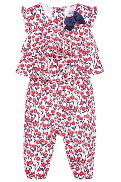 761d1d3151 ... Mayoral Printed Ruffle Jumpsuit - Product List Placeholder Image