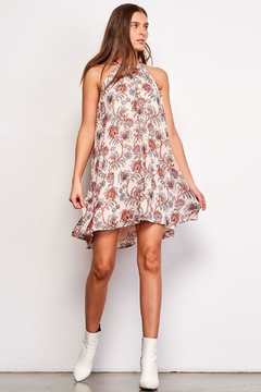 BB Dakota Printed Shift Dress - Product List Image