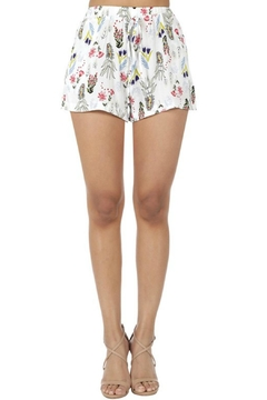 Alythea Printed Shorts - Product List Image