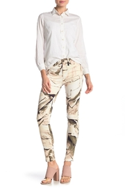 Nicole Miller Printed Skinny Pants - Product Mini Image