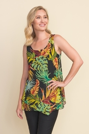 Joseph  Ribkoff Printed Sleeveless Top - Front cropped