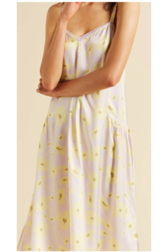 Lee Mathews PRINTED SLIP DRESS - Alternate List Image