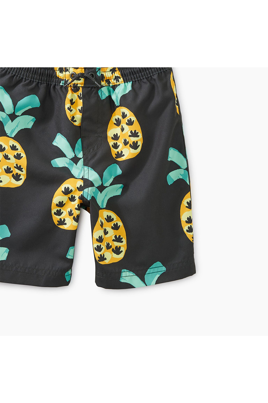 Tea Collection Printed Swim Trunks - Front Full Image