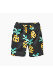 Tea Collection Printed Swim Trunks - Front cropped