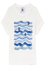 Petit Bateau Printed t-Shirt - Front cropped