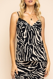 Gilli Printed Tank Top - Product Mini Image