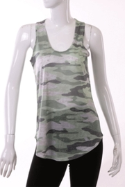 ENTI Printed Tank Top - Product Mini Image
