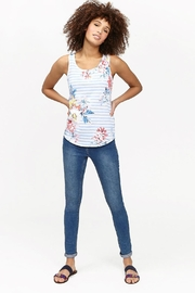 Joules Printed Tank Top - Front full body