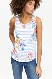 Joules Printed Tank Top - Product Mini Image