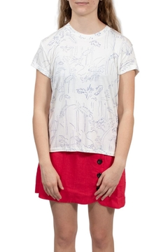 RVCA Printed Top - Product List Image