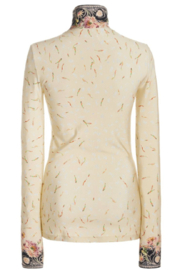 Paco Rabanne PRINTED TURTLENECK - Side cropped
