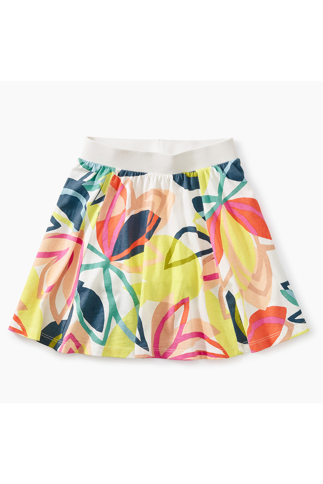 Tea Collection Printed Twirl Skort - Main Image