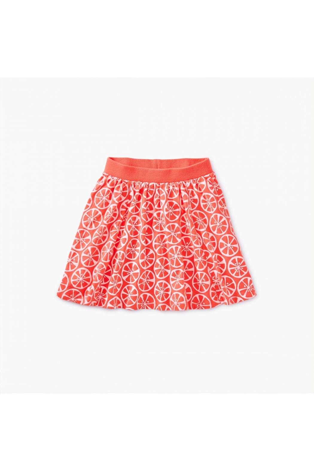 Tea Collection Printed Twirl Skort - Front Cropped Image