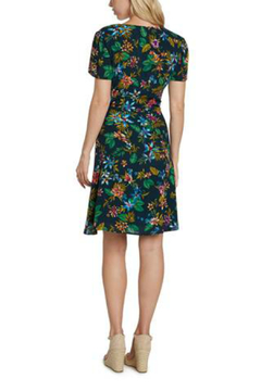 willow and clay Printed Wrap Dress - Alternate List Image