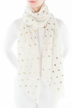 Shoptiques Product: Bee's Knees Scarf