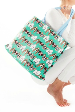 Shoptiques Product: Cool Dogs Tote