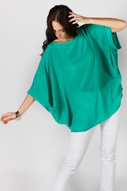 Anupamaa Prisha Emerald Top - Product Mini Image
