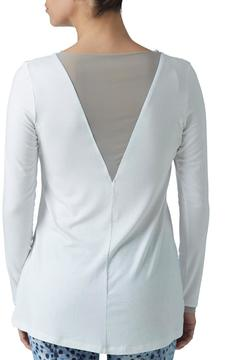 Shoptiques Product: Tunic With Mesh