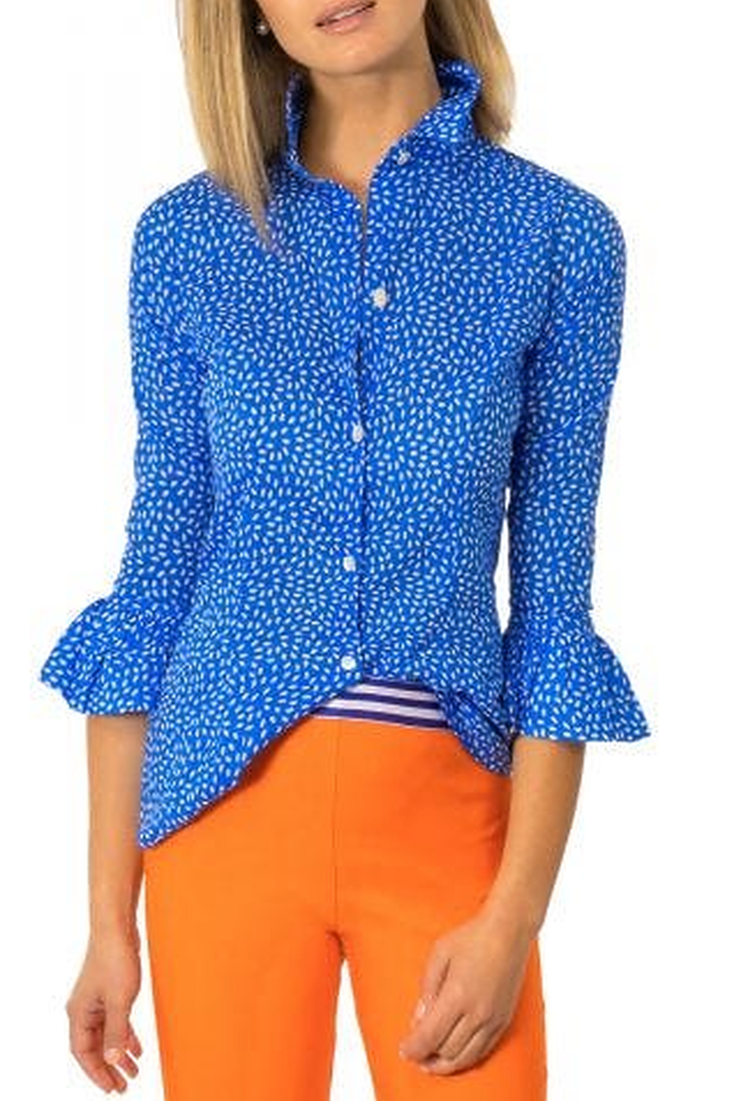 Gretchen Scott Priss Blouse - Main Image