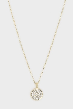 Gorjana Pristine Shimmer Charm Necklace - Product List Image