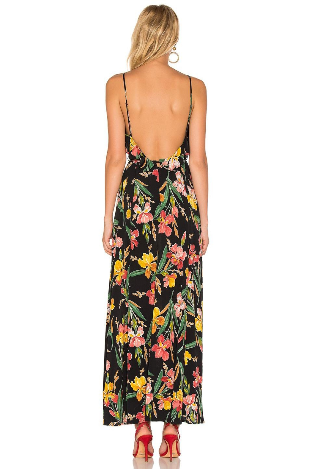Privacy Please Karen Dress - Side Cropped Image