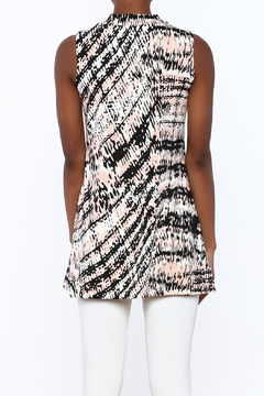 Private Label Abstract Tunic Top - Alternate List Image