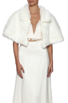 Private Label Ana Fur Caplet - Product List Image