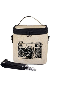 Shoptiques Product: Black Camera Lunchbox