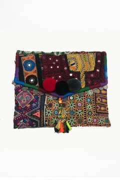 Shoptiques Product: Bohemian Inspired Clutch