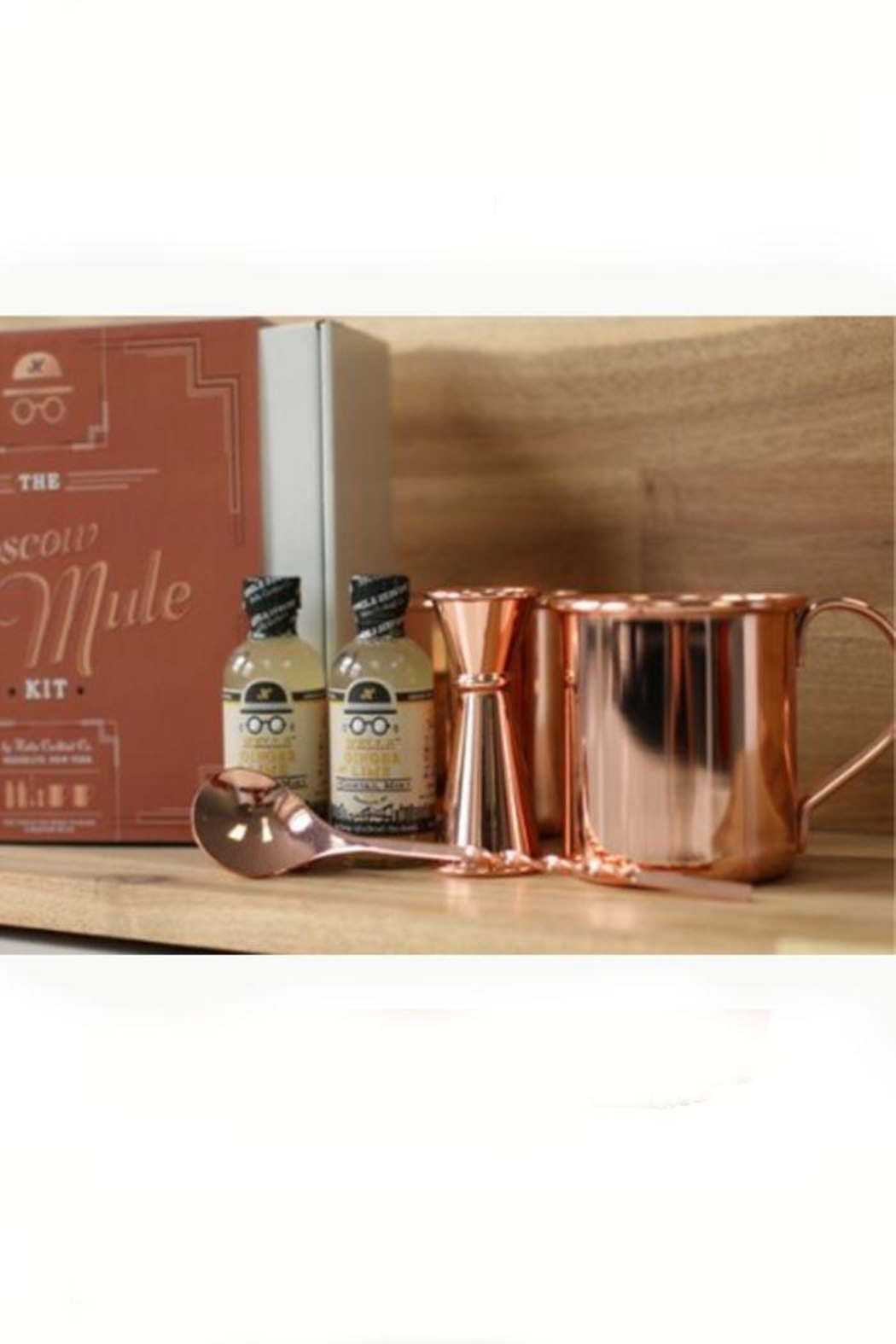 Private Label Diy Cocktail Kit - Front Full Image
