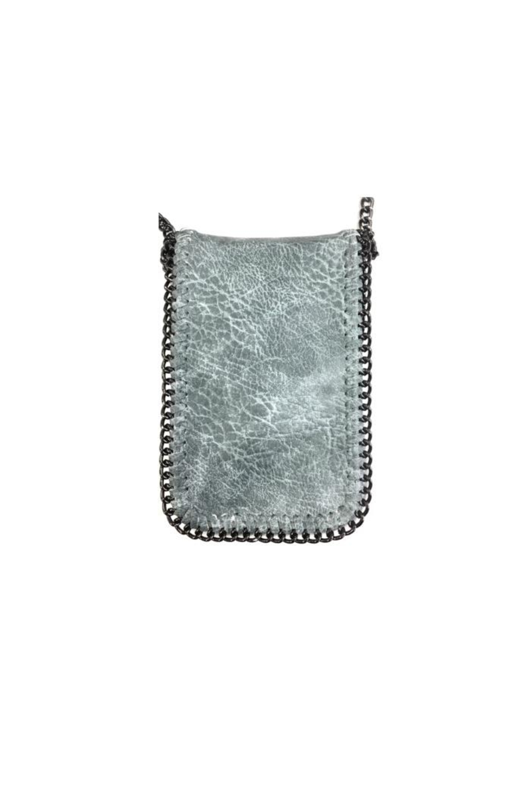 Private Label Jagger Chain Crossbody - Front Full Image