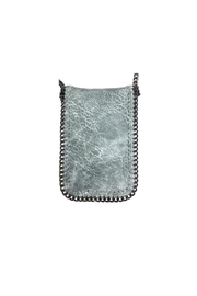 Private Label Jagger Chain Crossbody - Front full body